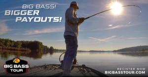 Lake Murray Fishing, Lake Murray Big Bass